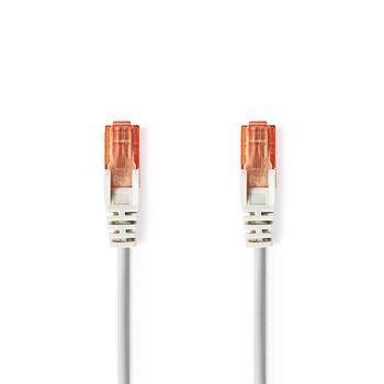 Cat 6 UTP Network Cable RJ45 Male - RJ45 Male 3m Grey
