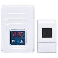 Wireless doorbell SOLIGHT 1L57