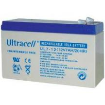 12V 7.0AH LEAD ACID BATTERY-ULTRACELL