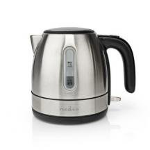 Electric Kettle 1 L 360° Rotation Stainless Steel