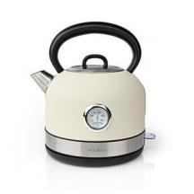 Electric Kettle 1.7 L 360° Rotation White